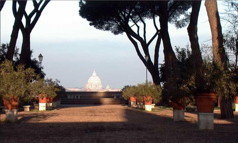 Viaggiare per visitare ed aprirsi alla vita roma parrocchia san francesco d 39 assisi - Giardino degli aranci frattamaggiore ...