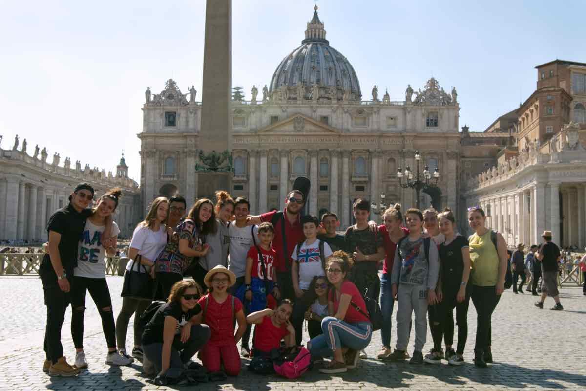 Una gita a San Pietro