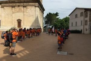 In partenza da Spoleto (Giorno 2)