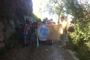 In cammino verso Campello (Giorno 3)