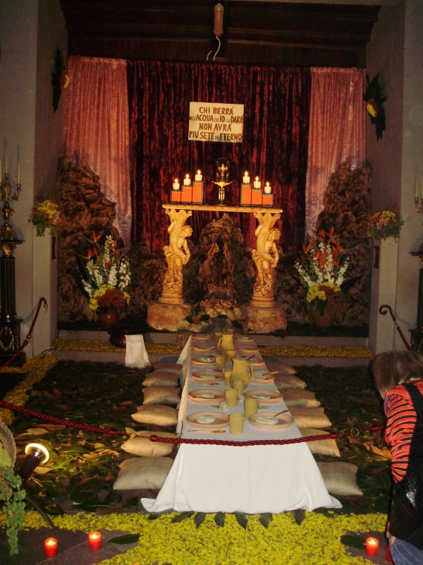 2011 – Altare Reposizione